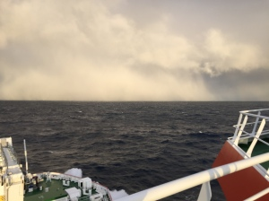 Approaching Squall