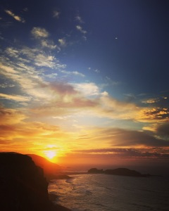 Robberg Sunrise