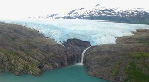 Blackstone Glacier - Alaska