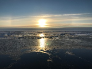 Polar Sunset