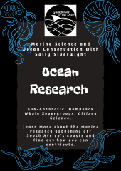 Guardians - Middle School - Ocean Research